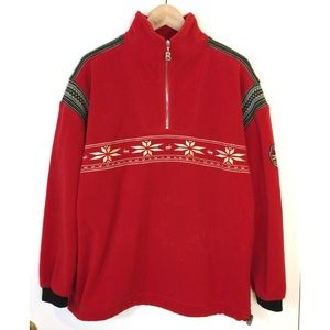 Vintage Bogner Christiania Fleece Pullover Size M